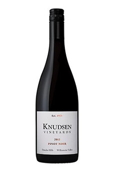Knudsen Vineyards 2012 Pinot Noir