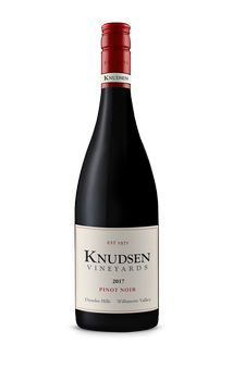 Knudsen Vineyards 2017 Pinot noir