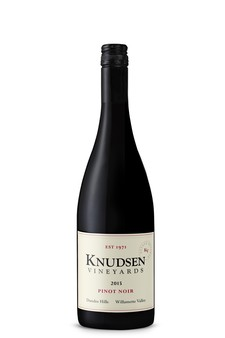 Knudsen Vineyards 2015 Pinot Noir Estate Reserve Image